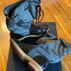 Marc Jacobs Drawstring Duck Boots